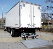 Maxon Conventional: Van Body / Trailer GPC Liftgate