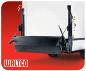 Waltco Medium Duty Rail: DS Series Liftgate