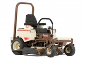 Grasshopper Model 124V Zero-Turn Mower