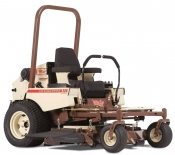 Grasshopper Model 329 Zero-Turn Mower