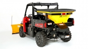 Fisher Poly-Caster UTV Spreader
