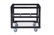 Primo Ceramic Grills Cart Base with Basket