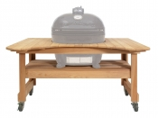 Primo Ceramic Grills Cypress Grill Table Oval XL 400