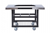 Primo Ceramic Grills Stainless Steel Side Shelves