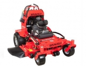 Gravely Stand On Pro-Stance 52 Mower  | 4QTE.com