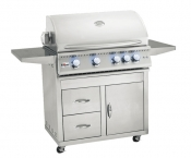 Summerset Sizzler Pro 32in Freestanding Grill