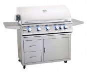 Summerset Sizzler Pro 40in Freestanding Grill