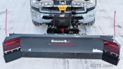 SnowEx POWER PLOW Snow Plows | 4QTE.com