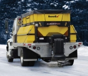 SnowEx Super Maxx II Series spreaders, SP-9500X  | 4QTE.com