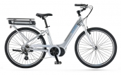 Raleigh Affordable Electric Bike Sprite iE Step Thru  | 4QTE.com