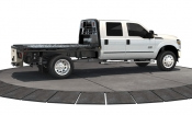 CM SS Steel Rear Tail Skirt Truck Bed