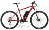 Raleigh Affordable Electric Bike, Tekoa iE, Mountain