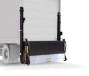 Tommy Gate Railgate Series: Bi-Fold Flatbed/Stake Liftgate