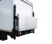 Tommy Gate Railgate Series: Flatbed/Stake Dock-Friendly Liftgate