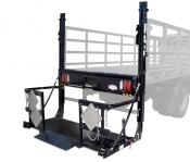 Tommy Gate Railgate Series: High-Cycle GRB Van Flatbed/Stake Liftgate