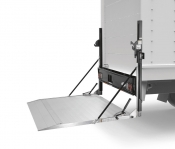 Tommy Gate Railgate Series: Flatbed / Stake Standard Liftgate