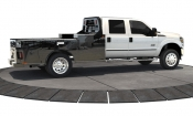 CM TM Deluxe Steel Low Profile Utility Hauling Truck Bed