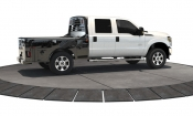 CM TMX Steel Utility Hauling Truck Bed