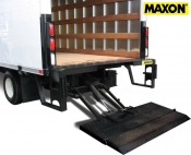 Maxon Tuk-A-Way: Center Arm Liftgate