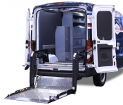 Tommy Gate V2 Series Cargo Van Liftgate