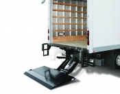 Waltco C Series Flipaway Flatbed / Stake Liftgate