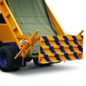 Waltco DT Series Rail-Type Dump Body Liftgate