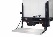Waltco MDL Series Rail-Type Flatbed / Stake Liftgate