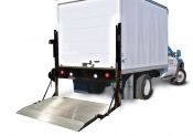 Waltco MDL/HP Series Rail-Type Flatbed / Stake Liftgate