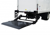 Waltco WFL Series Flipaway Flatbed / Stake Liftgate