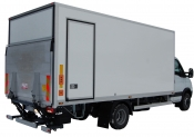 Waltco Z100 Series Cantilever Flatbed / Stake Liftgate