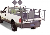Waltco PTBG Series Bottled Gas Rail-Type Pickup Liftgate