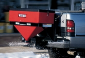 Western Low Profile Model 1000 Tailgate Spreader  | 4QTE.com